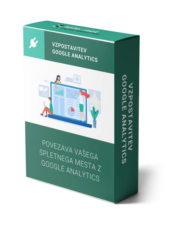vzpostavitev google analytics