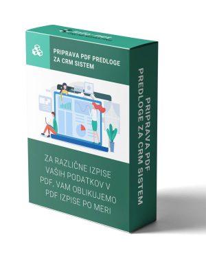 priprava pdf predloge za crm sistem