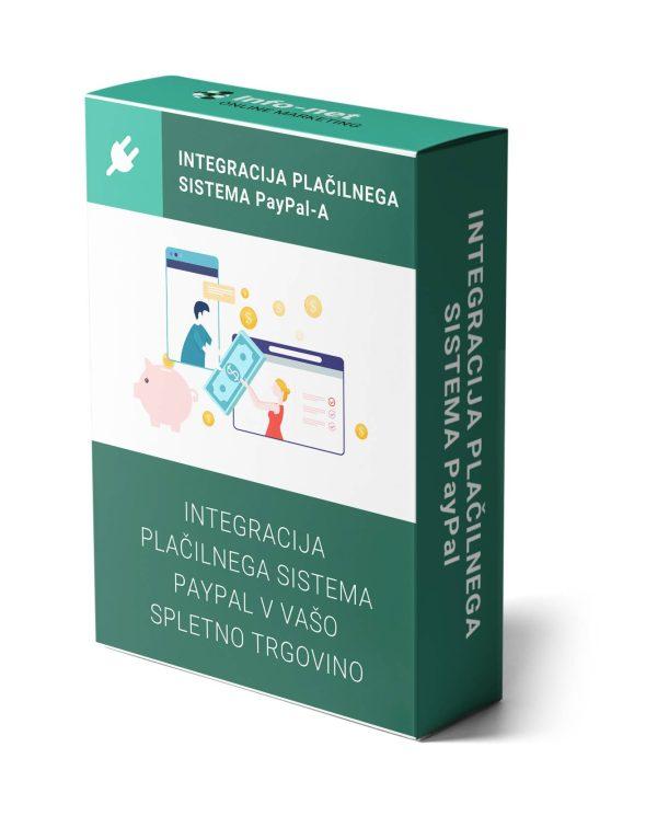 vzpostavitev sistema paypal