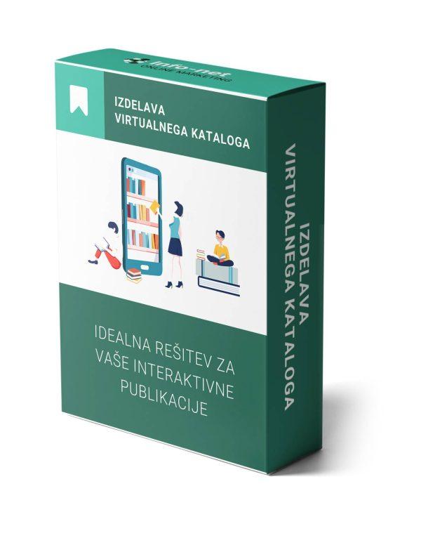 virtualni katalog - izdelava