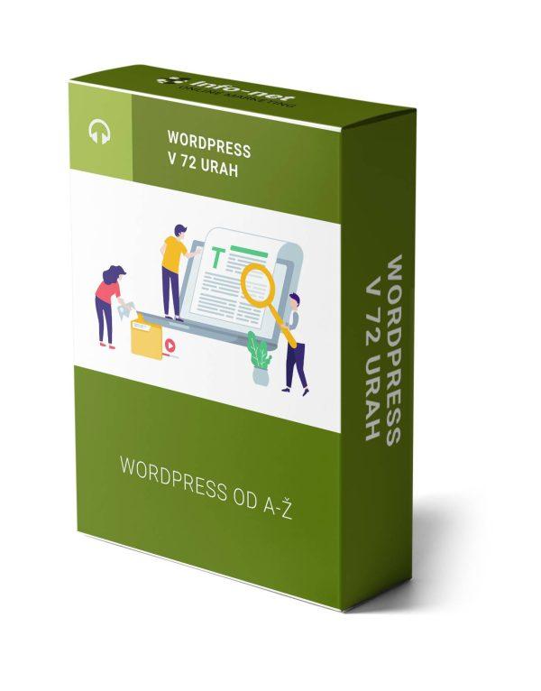 wordpress navodila - Wordpress v 72 urah